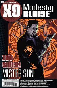 Cover Thumbnail for Agent X9 (Hjemmet / Egmont, 1998 series) #4/2018