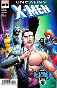 Cover Thumbnail for Uncanny X-Men (Marvel, 2019 series) #3 (622)