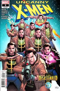 Cover Thumbnail for Uncanny X-Men (Marvel, 2019 series) #2 (621)