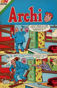 Cover Thumbnail for Archi Serie Avestruz (Editorial Novaro, 1975 series) #190
