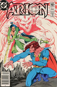 Cover Thumbnail for Arion, Lord of Atlantis (DC, 1982 series) #6 [Canadian]