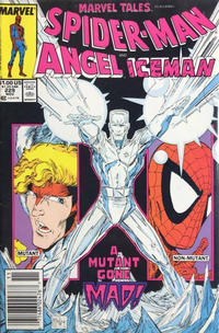 Cover Thumbnail for Marvel Tales (Marvel, 1966 series) #229 [Newsstand]
