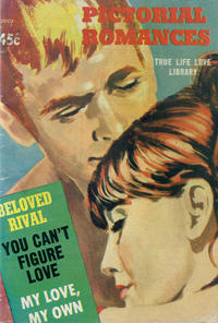 Cover Thumbnail for True Life Love Library (Magazine Management, 1966 ? series) #39003