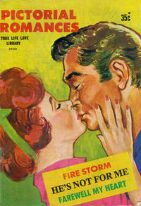 Cover Thumbnail for True Life Love Library (Magazine Management, 1966 ? series) #3523
