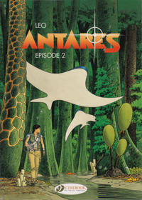 Cover Thumbnail for Antares (Cinebook, 2011 series) #2