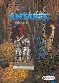 Cover Thumbnail for Antares (Cinebook, 2011 series) #5