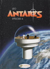 Cover Thumbnail for Antares (Cinebook, 2011 series) #6