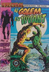 Cover Thumbnail for Spectral (Arédit-Artima, 1985 series) #2