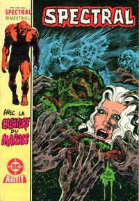 Cover Thumbnail for Spectral (Arédit-Artima, 1985 series) #11