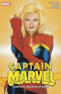 Cover Thumbnail for Captain Marvel: Earth's Mightiest Hero (Marvel, 2016 series) #3