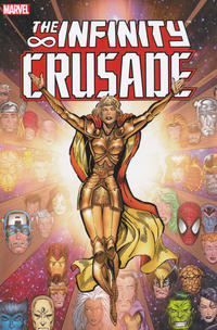 Cover Thumbnail for Infinity Crusade (Marvel, 2008 series) #1