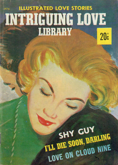 Cover for Intriguing Love Library (Magazine Management, 1968 ? series) #3476