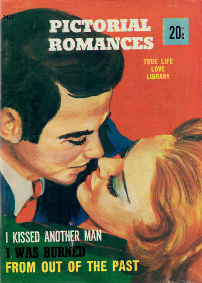 Cover for True Life Love Library (Magazine Management, 1966 ? series) #3467