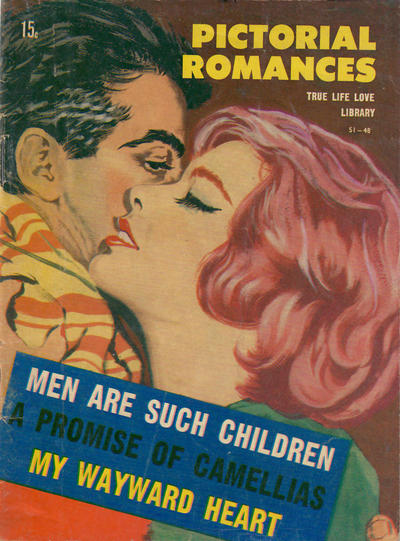 Cover for True Life Love Library (Magazine Management, 1966 ? series) #51-48