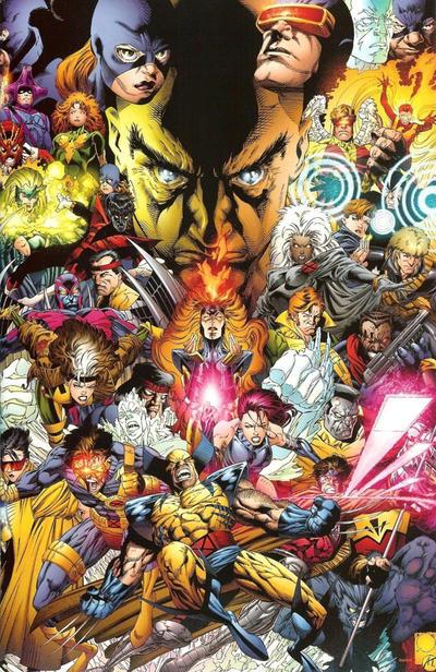 Cover for Uncanny X-Men (Marvel, 2019 series) #1 (620) [John Tyler Christopher Action Figure (Psylocke)]