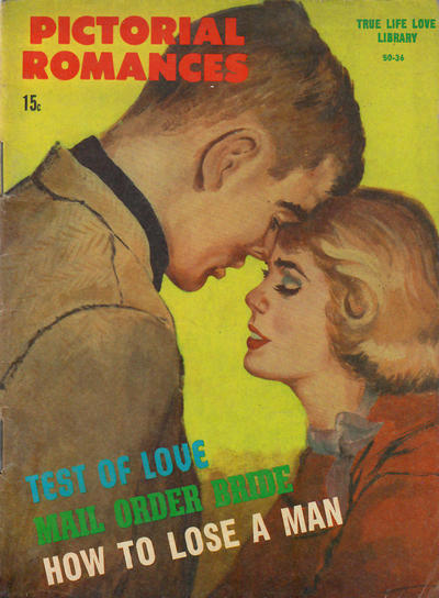 Cover for True Life Love Library (Magazine Management, 1966 ? series) #50-36