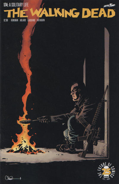 Cover for The Walking Dead (Image, 2003 series) #174
