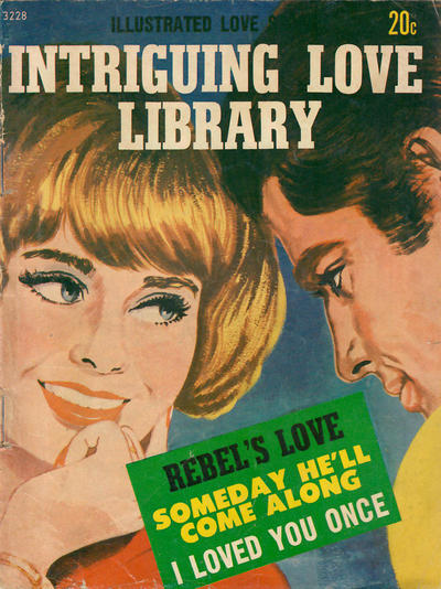 Cover for Intriguing Love Library (Magazine Management, 1968 ? series) #3228