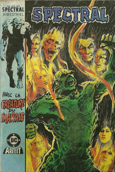Cover for Spectral (Arédit-Artima, 1985 series) #5