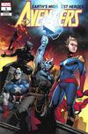 Cover for Avengers (Marvel, 2018 series) #1 (691) [Mahmud Asrar eBay Exclusive]