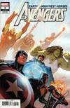 Cover for Avengers (Marvel, 2018 series) #2 (692) [David Marquez]