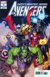 Cover for Avengers (Marvel, 2018 series) #3 (693) [Arthur Adams]