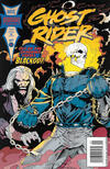 Cover for Ghost Rider (Marvel, 1990 series) #53 [Newsstand]