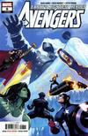 Cover for Avengers (Marvel, 2018 series) #8 (698) [David Marquez]