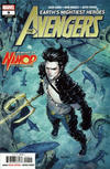 Cover for Avengers (Marvel, 2018 series) #9 (699)