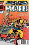 Cover for Marvel Comics Presents (Marvel, 1988 series) #5 [Newsstand]