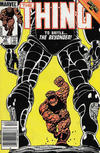 Cover for The Thing (Marvel, 1983 series) #30 [Canadian]