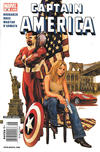 Cover Thumbnail for Captain America (2005 series) #49 [Newsstand]