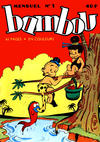 Cover for Bambou (Impéria, 1958 series) #1