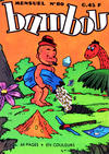 Cover for Bambou (Impéria, 1958 series) #80