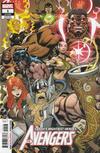 Cover for Avengers (Marvel, 2018 series) #1 (691) [Third Printing - Ed McGuinness]