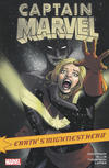 Cover for Captain Marvel: Earth's Mightiest Hero (Marvel, 2016 series) #4