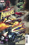 Cover for Avengers (Marvel, 2018 series) #6 (696) [Second Printing - Ed McGuinness]