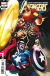 Cover for Avengers (Marvel, 2018 series) #1 (691) [Second Printing - Ed McGuinness]