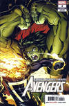 Cover for Avengers (Marvel, 2018 series) #2 (692) [Second Printing - Ed McGuinness]