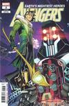 Cover for Avengers (Marvel, 2018 series) #2 (692) [Third Printing - Ed McGuinness]