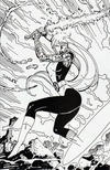 Cover Thumbnail for Astonishing X-Men (2017 series) #1 [Unknown Comics Exclusive Jim Lee Remastered Black and White (Magik)]