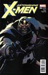 Cover Thumbnail for Astonishing X-Men (2017 series) #2 [Leinil Francis Yu 'Villain']