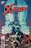 Cover for Astonishing X-Men (Marvel, 2017 series) #5 [Greg Land Character Cover]