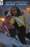 Cover Thumbnail for Star Trek: The Next Generation: Terra Incognita (2018 series) #5 [Cover A]