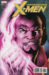Cover Thumbnail for Astonishing X-Men (2017 series) #3 [Alan Davis 'Character']