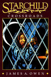Cover for Starchild: Crossroads (Taliesin-Coppervale, 1995 series) #2