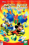 Cover for Mickey and Donald Christmas Parade (IDW, 2015 series) #4