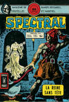 Cover for Spectral (Arédit-Artima, 1978 series) #6