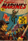 Cover for Fightin' Marines (Charlton, 1955 series) #46 [Price test variant]