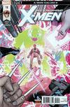 Cover for Astonishing X-Men (Marvel, 2017 series) #10